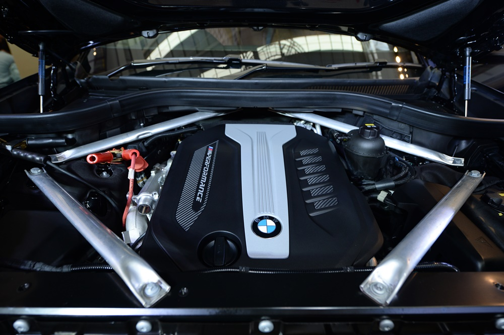 Platino Motor 008