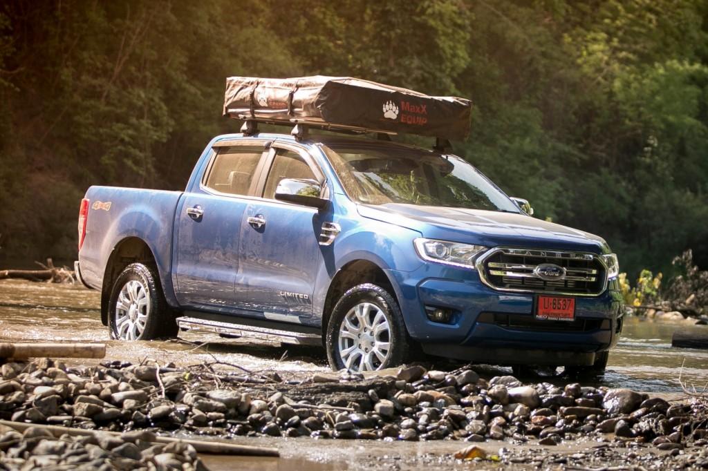 Ford Ranger : Mission Possible พิสูจน์ความแกร่ง กับภารกิจบนเส้นทางลุย เพื่อมอบสิ่งที่ดีกว่าให้แก่น้องๆ ผู้อยู่ห่างไกล