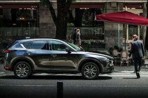 อัพเกรด Mazda CX-5 ไทยแอบลุ้นเครื่องยนต์ใหม่