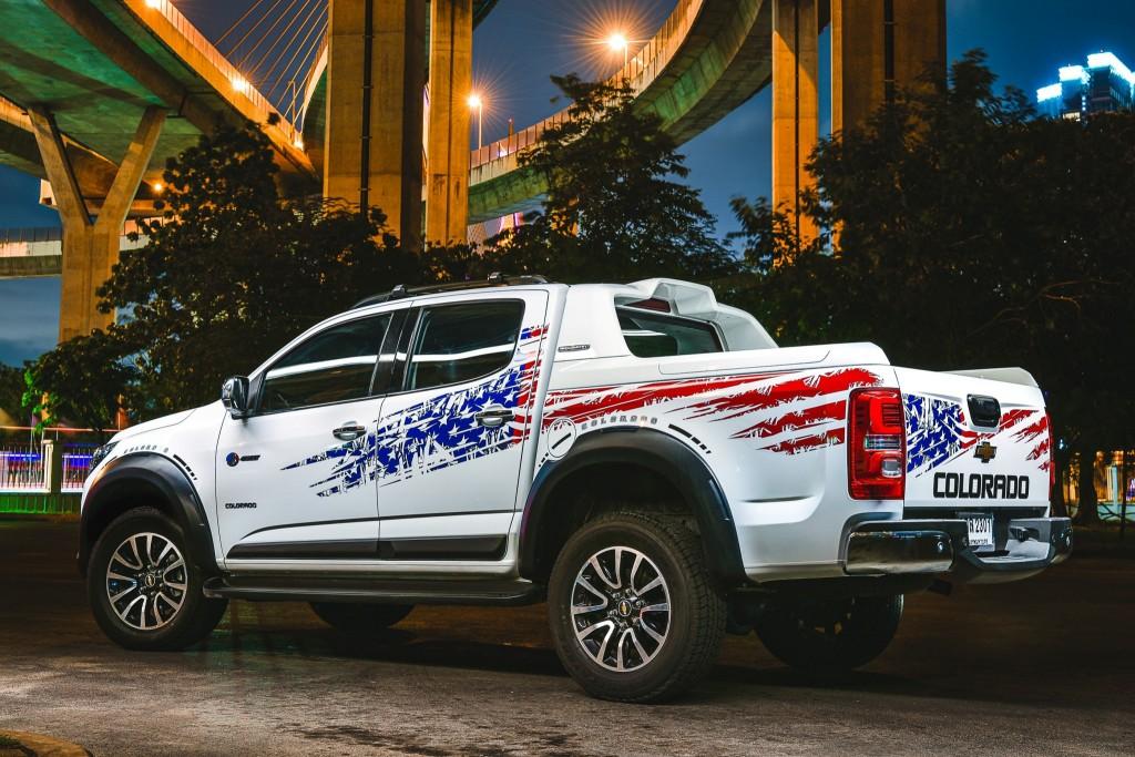 Chevrolet Colorado 4th July Edition_R3Q _1065-Edit