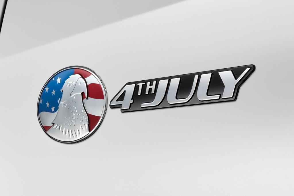 Chevrolet Colorado 4th July Edition_badge