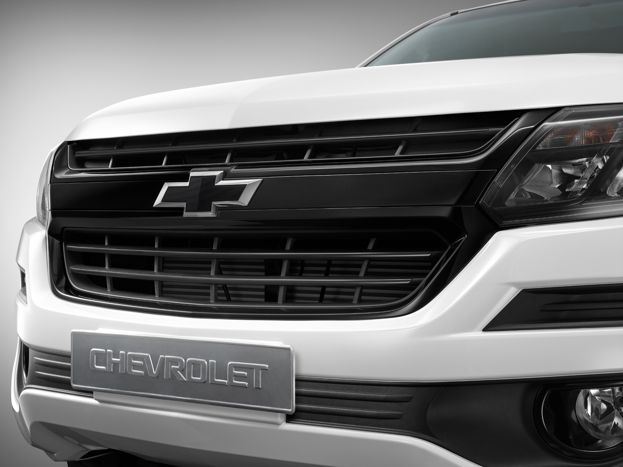 Chevrolet Colorado Trail Boss_front detail