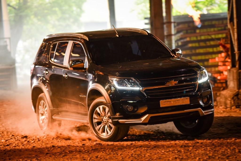 Chevrolet Trailblazer Perfect Edition II_industry dynamic