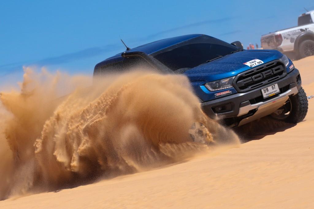 Ford Ranger Raptor Adventure Trip (10)