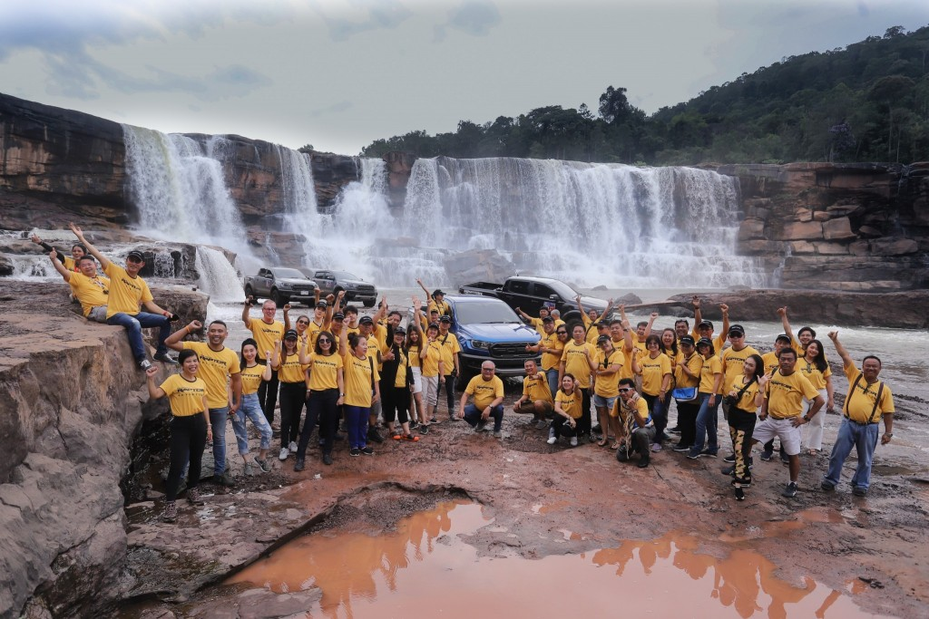 Ford Ranger Raptor Adventure Trip (20)