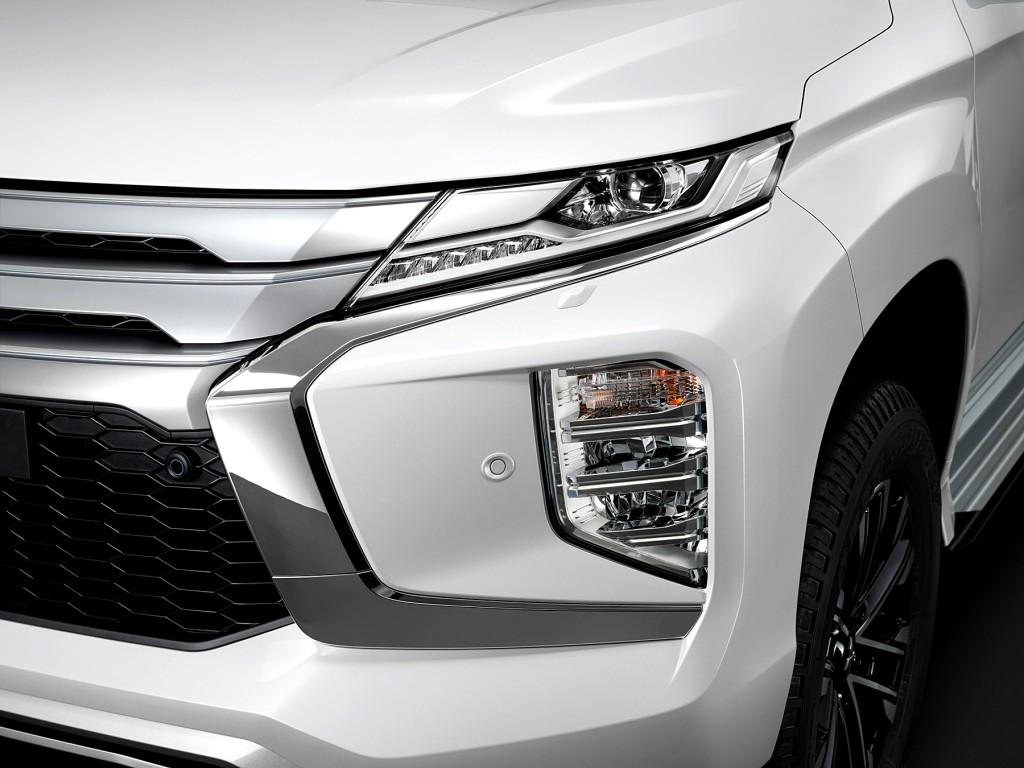 Mitsubishi-Pajero Sport
