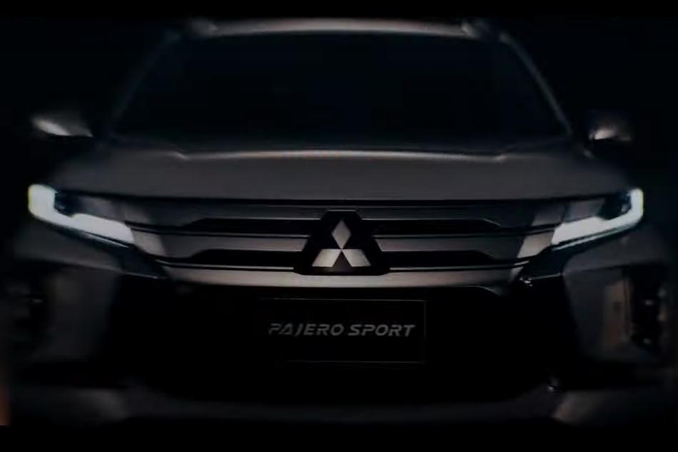 พรุ่งนี้เปิดตัว ! กับ Mitsubishi Pajero Sport รุ่นปรับโฉมล่าสุด
