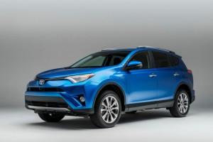 Toyota Rav4 คว้า Top Safety Pick+