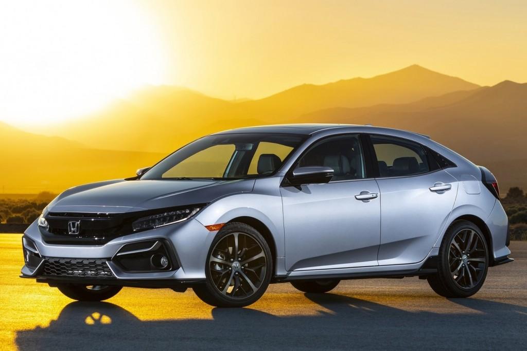 มาแล้ว ! Honda Civic Hatchback รุ่นปรับโฉม รูปทรงเปลี่ยนเล็กน้อย เพิ่มระบบ Honda Sensing