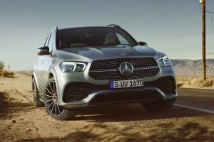 มาเงียบๆ กับรุ่นใหม่แกะกล่อง ! Mercedes-Benz GLE รุ่นล่าสุด ทำตลาดกับรุ่นย่อย GLE 300 d 4Matic AMG Dynamic เครื่องยนต์ดีเซล เทอร์โบ 2.0 ลิตร 245 แรงม้า ราคา 6,060,000 บาท