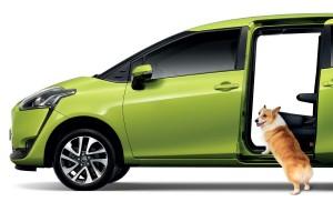 Toyota Sienta เอมพีวีเพื่อครอบครัวยุคใหม่ ปรับโฉม เพิ่มความสะดวกสบาย ราคา 765,000-875,000 บาท