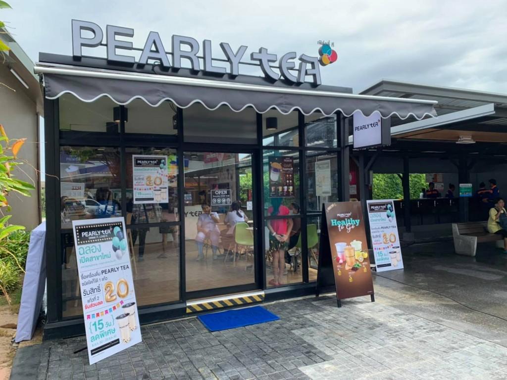 """ร้าน Pearly Tea โฉมใหม่ ภายใต้คอนเซพท์ """"Feel Good"""" ยิ่งดื่ม ยิ่งเลิฟ"""
