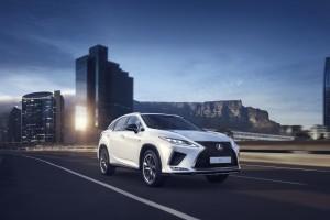 Lexus ปรับโฉม RX