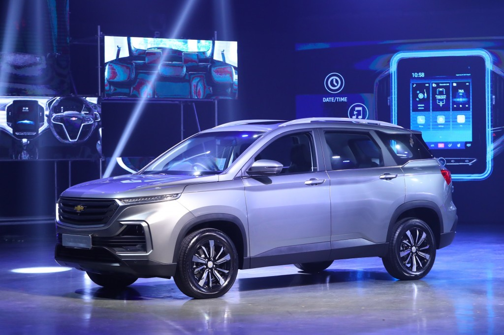 All-New Chevrolet Captiva Launch_reveal 3