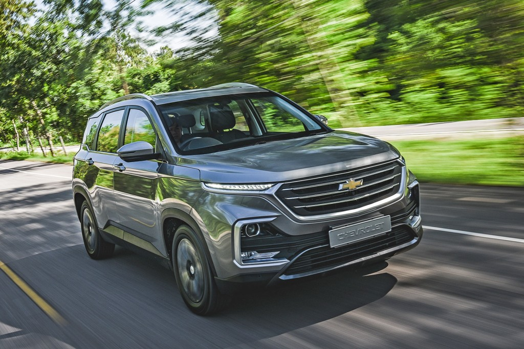 All-New Chevrolet Captiva Premier_F3Q running_small