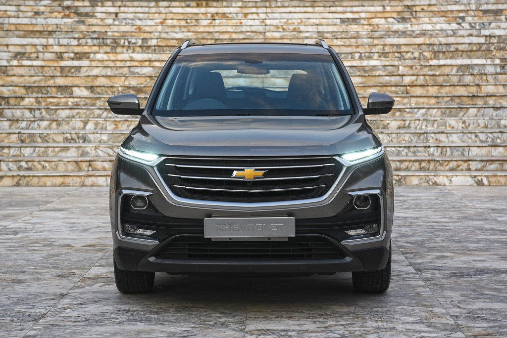All-New Chevrolet Captiva Premier_front_resort_small