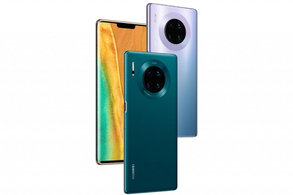 Huawei ส่ง Mate 30 Pro และ Mate 30 ลุยตลาด