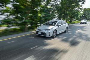 Toyota Corolla Altis Hybrid สบายๆ กับขุมกำลังประหยัด
