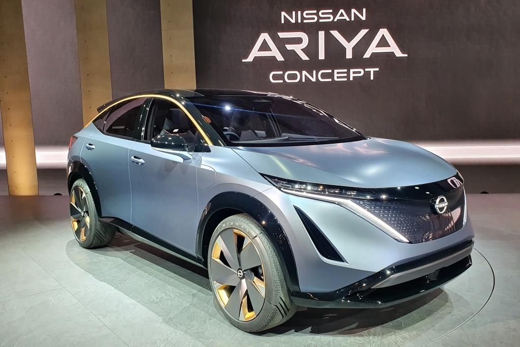 Nissan ยกทัพรถแนวคิดพลังงานไฟฟ้า IMK Concept และ Ariya Concept พร้อมเหล่ารถยนต์ขับเคลื่อนด้วยมอเตอร์ไฟฟ้ามากมายหลายรุ่นใน Tokyo Motor Show 2019