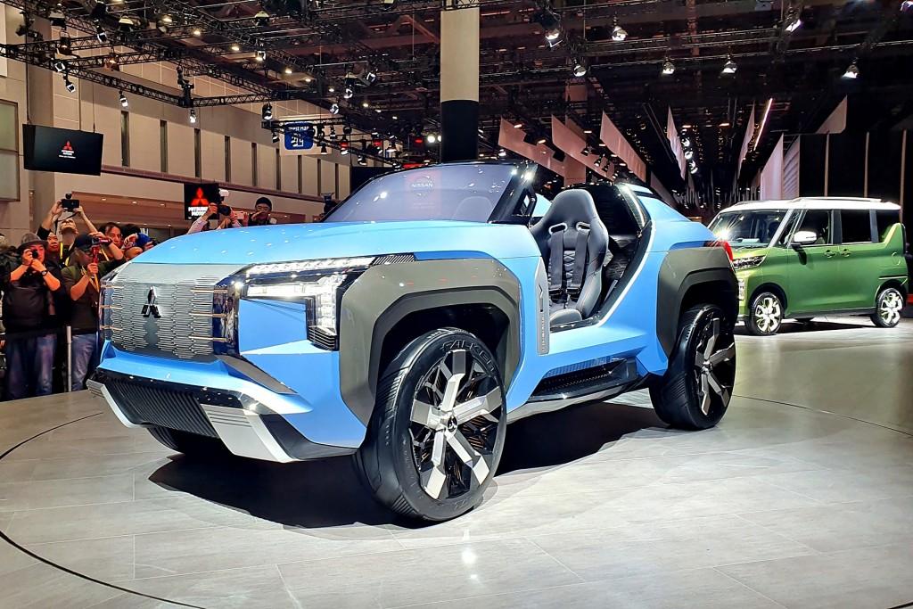 ค่าย 3 เพชร เปิดตัวรถแนวคิด และรถต้นแบบ ในงาน Tokyo Motor Show 2019