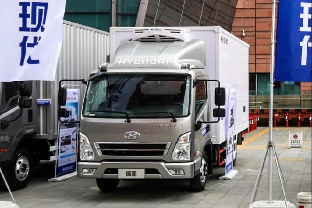 Hyundai เป็นเจ้าของโรงงานในจีน
