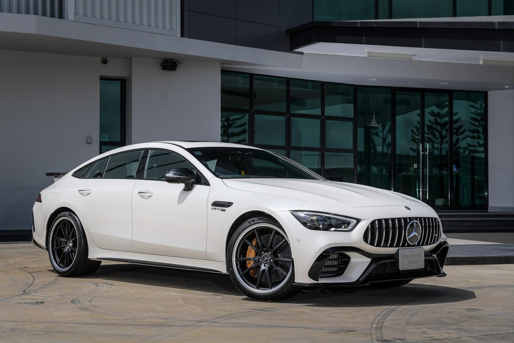 Mercedes-AMG GT 63 S 4MATIC+ 4-Door Coupé (17)