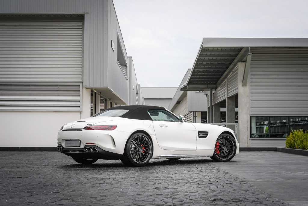 Mercedes-AMG GT C Roadster (20)