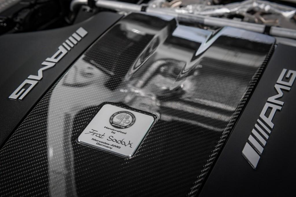 Mercedes-AMG GT C Roadster (34)