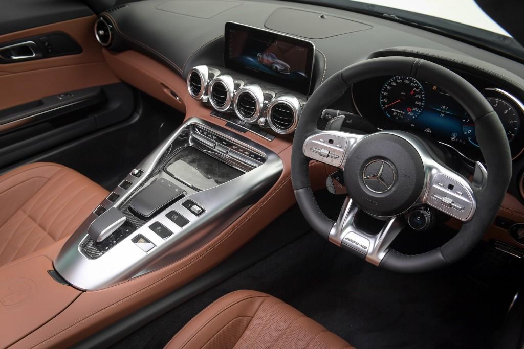 Mercedes-AMG GT C Roadster (35)