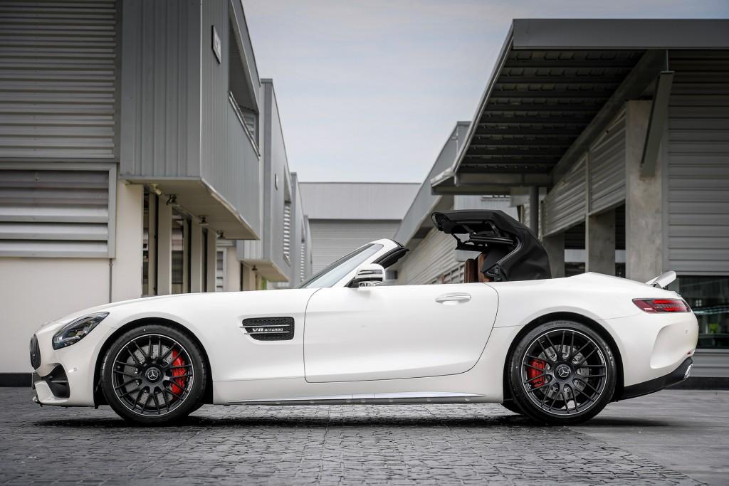 Mercedes-AMG GT C Roadster (5)