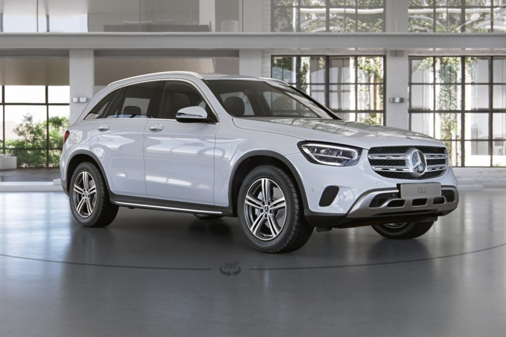 Mercedes-Benz GLC 220 d (1)