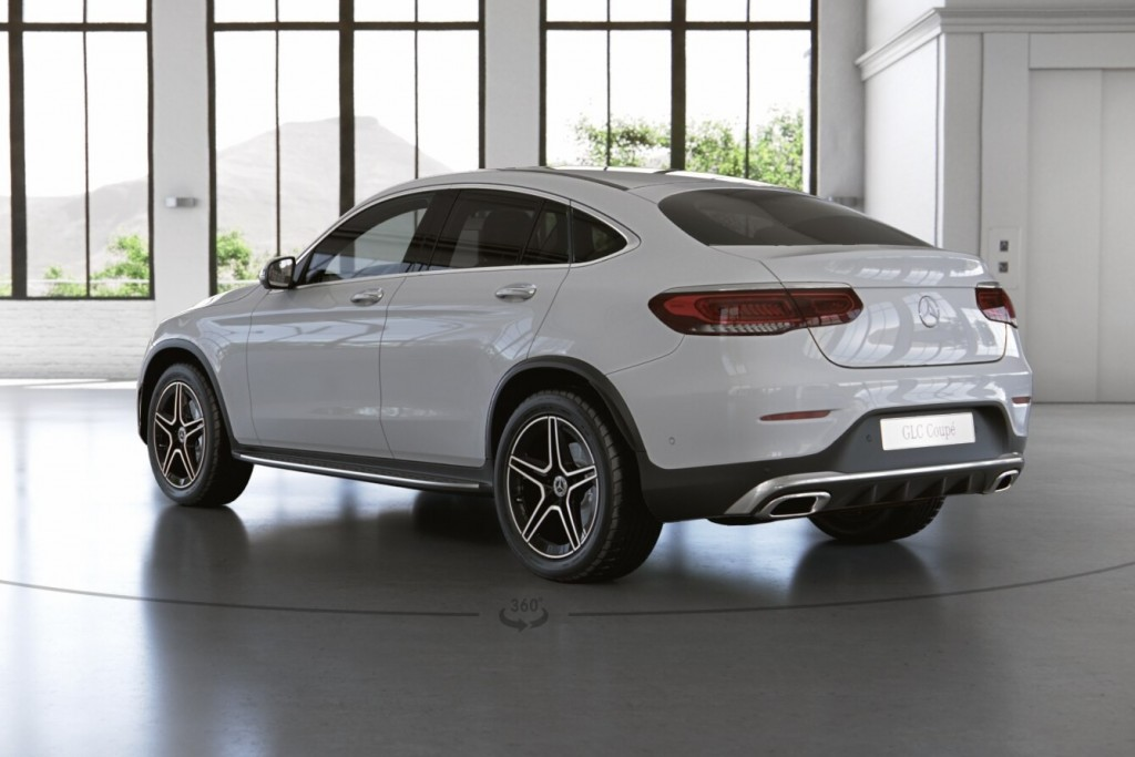 Mercedes-Benz GLC 220 d 4MATIC Coupe AMG Dynamic (2)