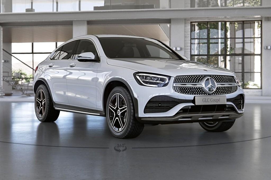 เพิ่มความหล่อล่ำ ! Mercedes-Benz GLC รุ่นปรับโฉม ประกอบในประเทศ ทั้งตัวถังเอสยูวี และคูเป ราคา 3,239,000-4,040,000 บาท