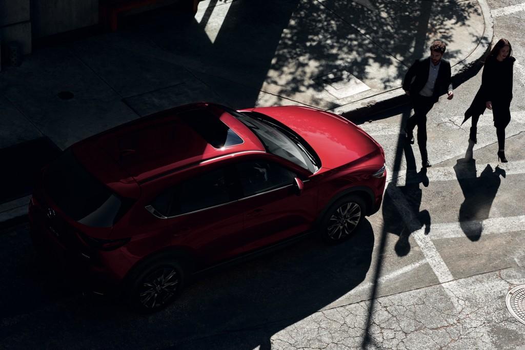 New Mazda CX-5_