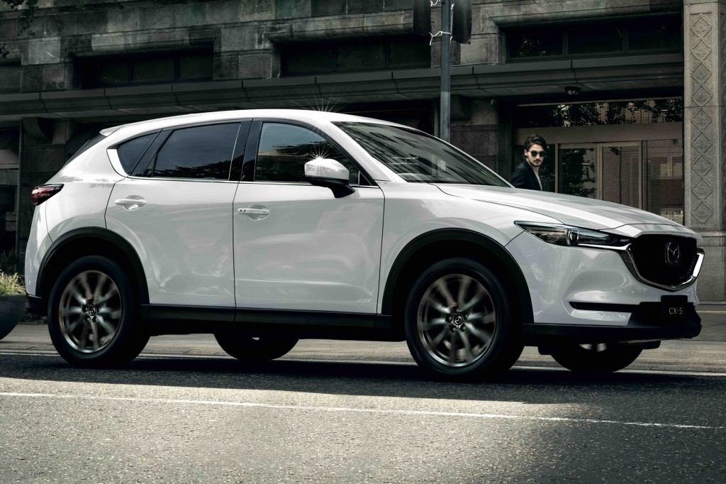 New Mazda CX-5_02 cover