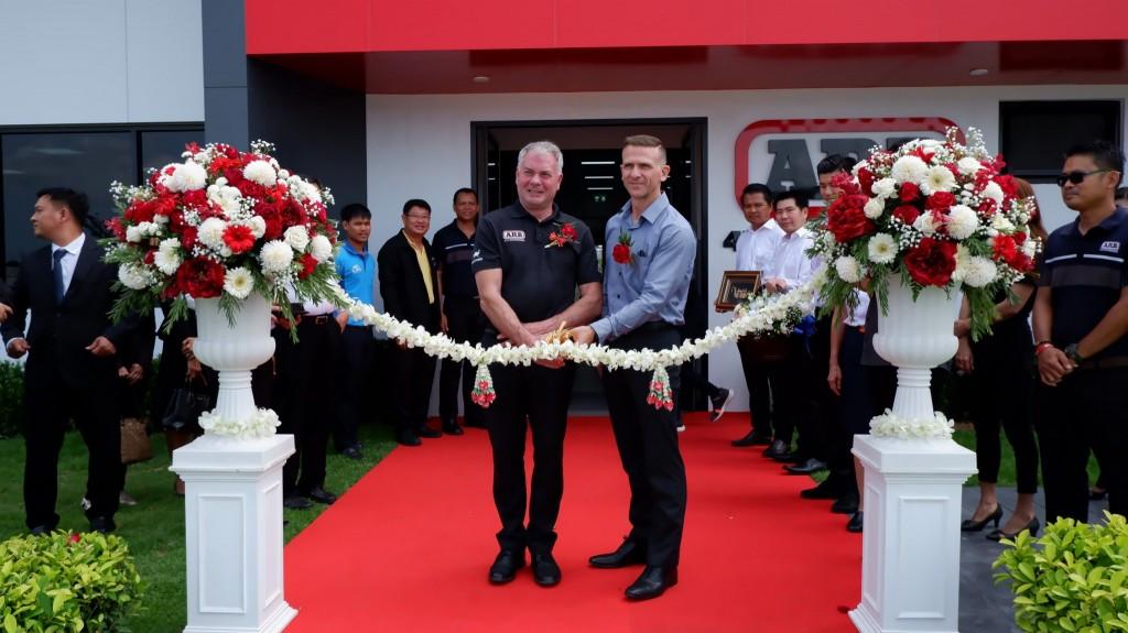 ARB เปิดโรงงานแห่งที่ 3 อย่างเป็นทางการในไทย