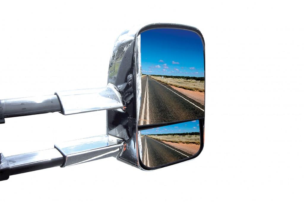 กระจกข้าง VVP4x4 รุ่น CLEAR VIEW