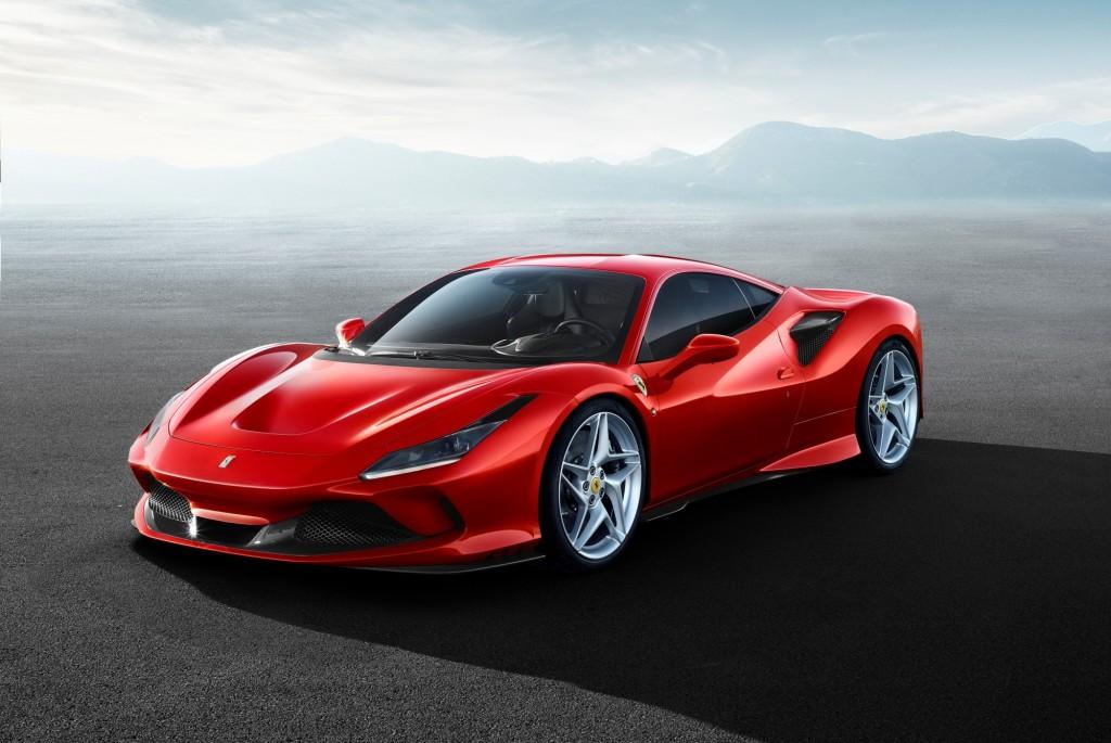 เปิดตัว Ferrari F8 Tributo ในไทย