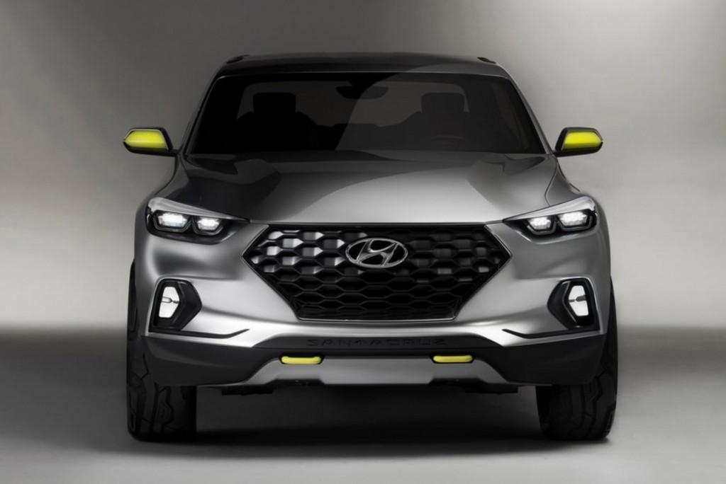 Hyundai ยืนยันผลิตรถกระบะ