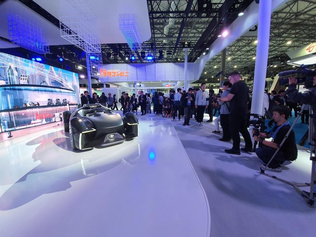 โตโยตา โชว์เทคโนโลยีสุดล้ำ ในงาน Tokyo Motor Show 2019