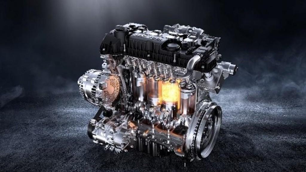 Chery's engine