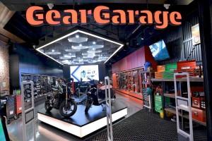 FACTORY GEAR เปิด GEAR GARAGE เซนทรัลเวิร์ลด์