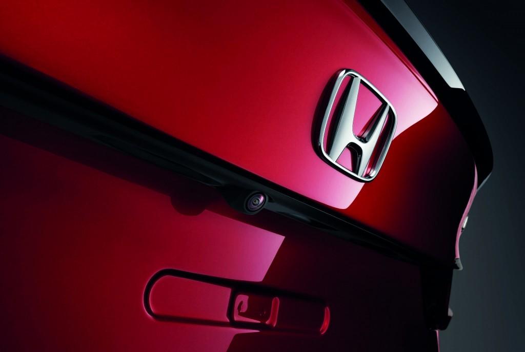 All-new Honda City_Multi-angle Rearview Camera