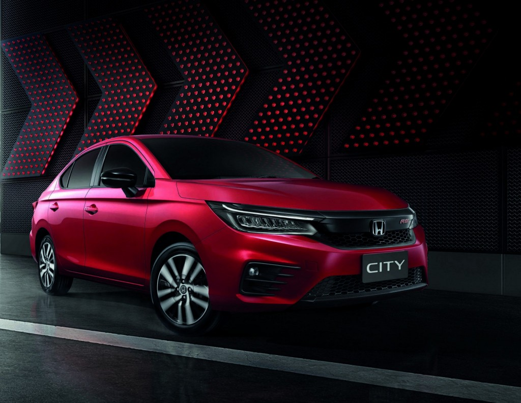 All-new Honda City_RS Grade_Background (Front)_1