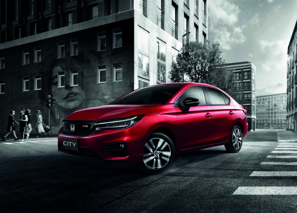 All-new Honda City_RS Grade_Background (Front)_2