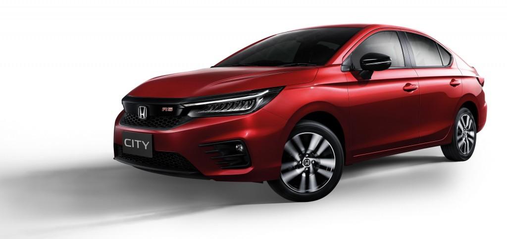 All-new Honda City_RS - Main Shot (Front)_2