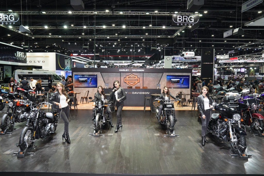 HARLEY-DAVIDSON at TIME 2019_01