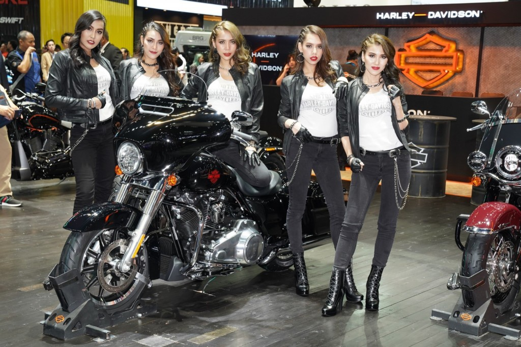 HARLEY-DAVIDSON at TIME 2019_02