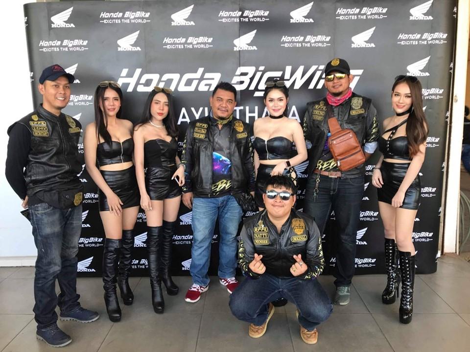 Honda Bigwing Ayutthaya (1)