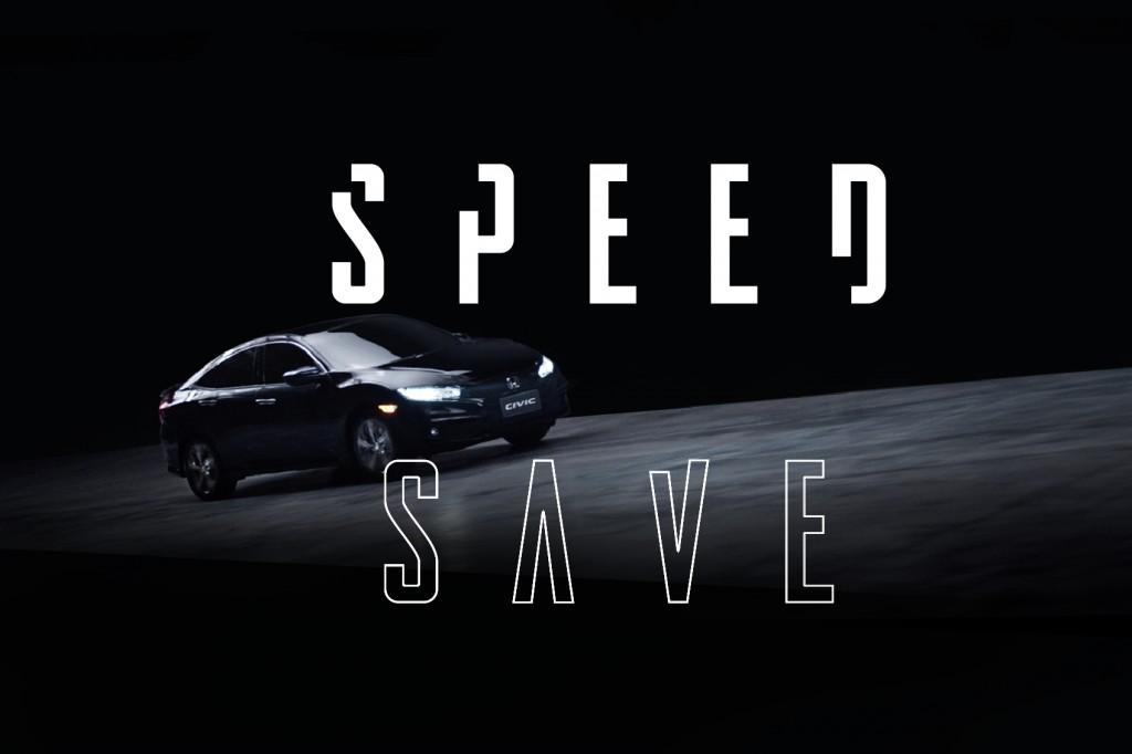 Honda CIVIC SPEEDXSAVE